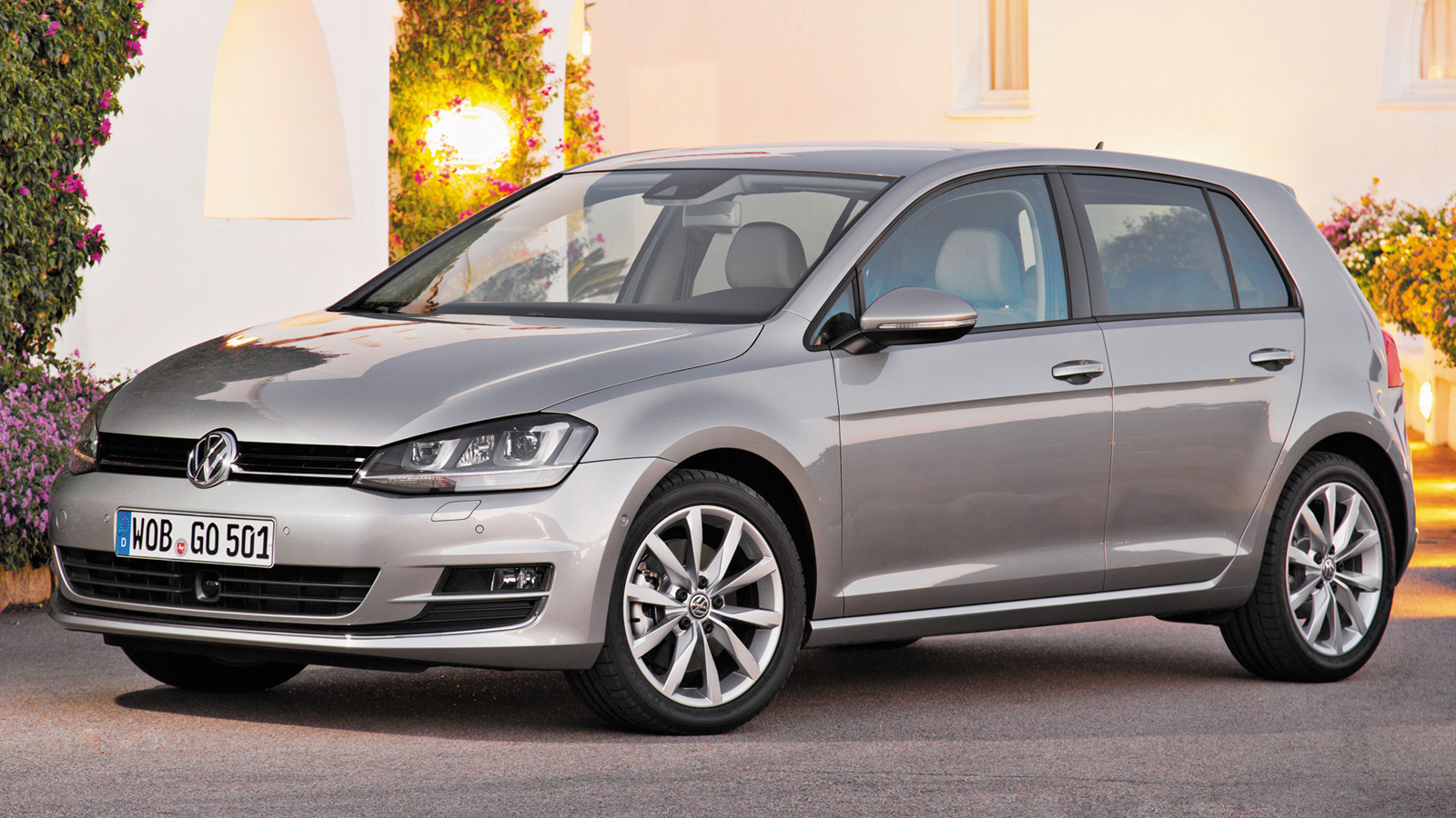 volkswagen golf 7 2018 2019. Black Bedroom Furniture Sets. Home Design Ideas
