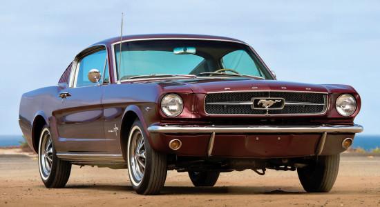 Ford Mustang 1 (1964-1973) на IronHorse.ru ©