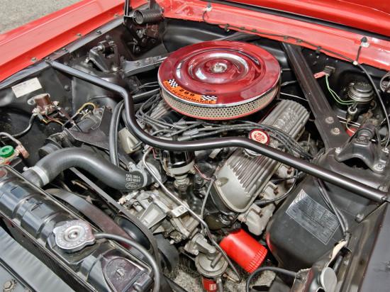 двигатель Форда Мустанга 1