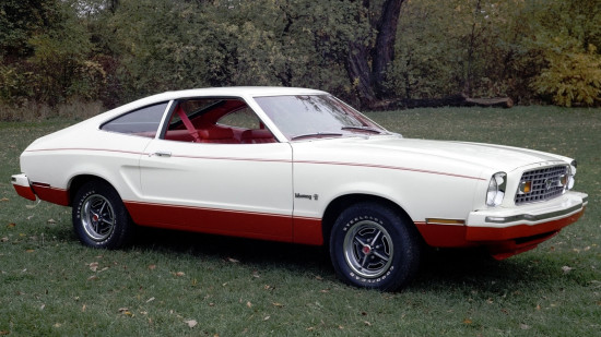 Ford Mustang (1973-1978) Fastback