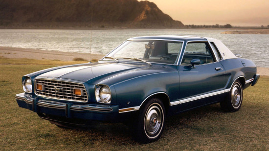 Ford Mustang (1973-1978) Coupe