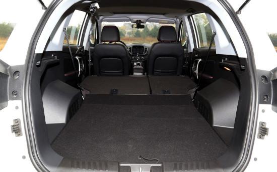 багажник Tiggo5 FL