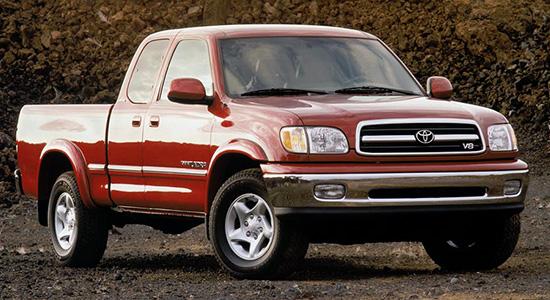 Тойота Тундра 1 1999-2002