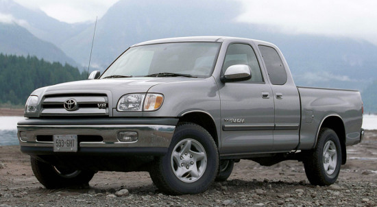 Toyota Tundra 1 2003-2006