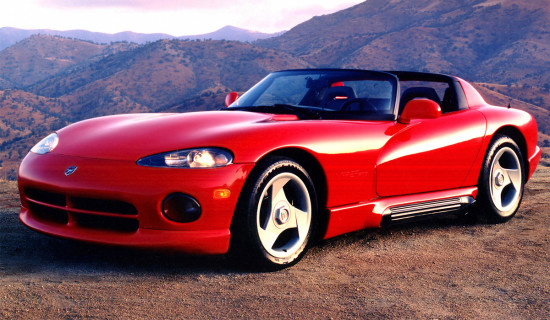 Dodge Viper Phase I SR