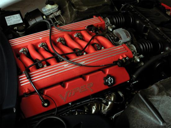 двигатель первого Вайпера
