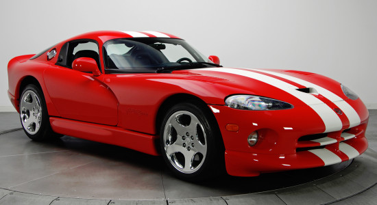 Dodge Viper (1996-2002) на IronHorse.ru ©