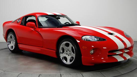 Dodge Viper Phase II SR
