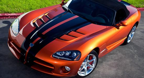 Dodge Viper SRT10 (2008-2010) на IronHorse.ru ©