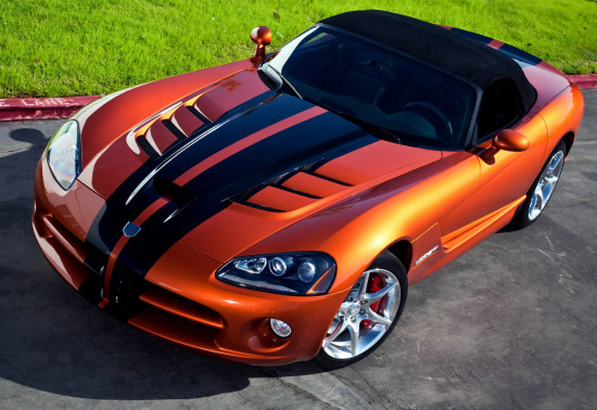 Dodge Viper SRT10 Phase II ZB