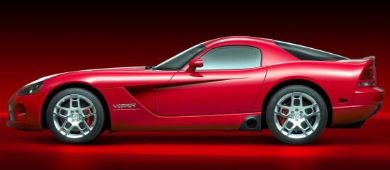 Dodge Viper SRT10 Coupe (Phase II ZB)