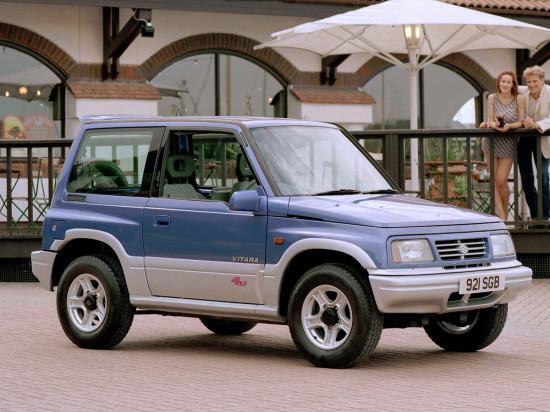 Suzuki Vitara 3D 1988-1998