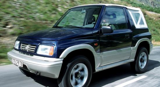 Suzuki Vitara (1988-1998) на IronHorse.ru ©