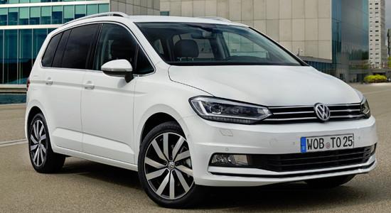 Volkswagen Touran II (2018-2019) на IronHorse.ru ©