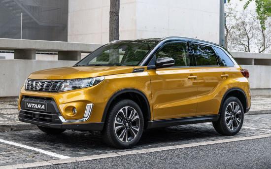 Suzuki Vitara 2019-2020