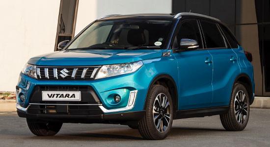 Suzuki Vitara (2020-2021) на IronHorse.ru ©
