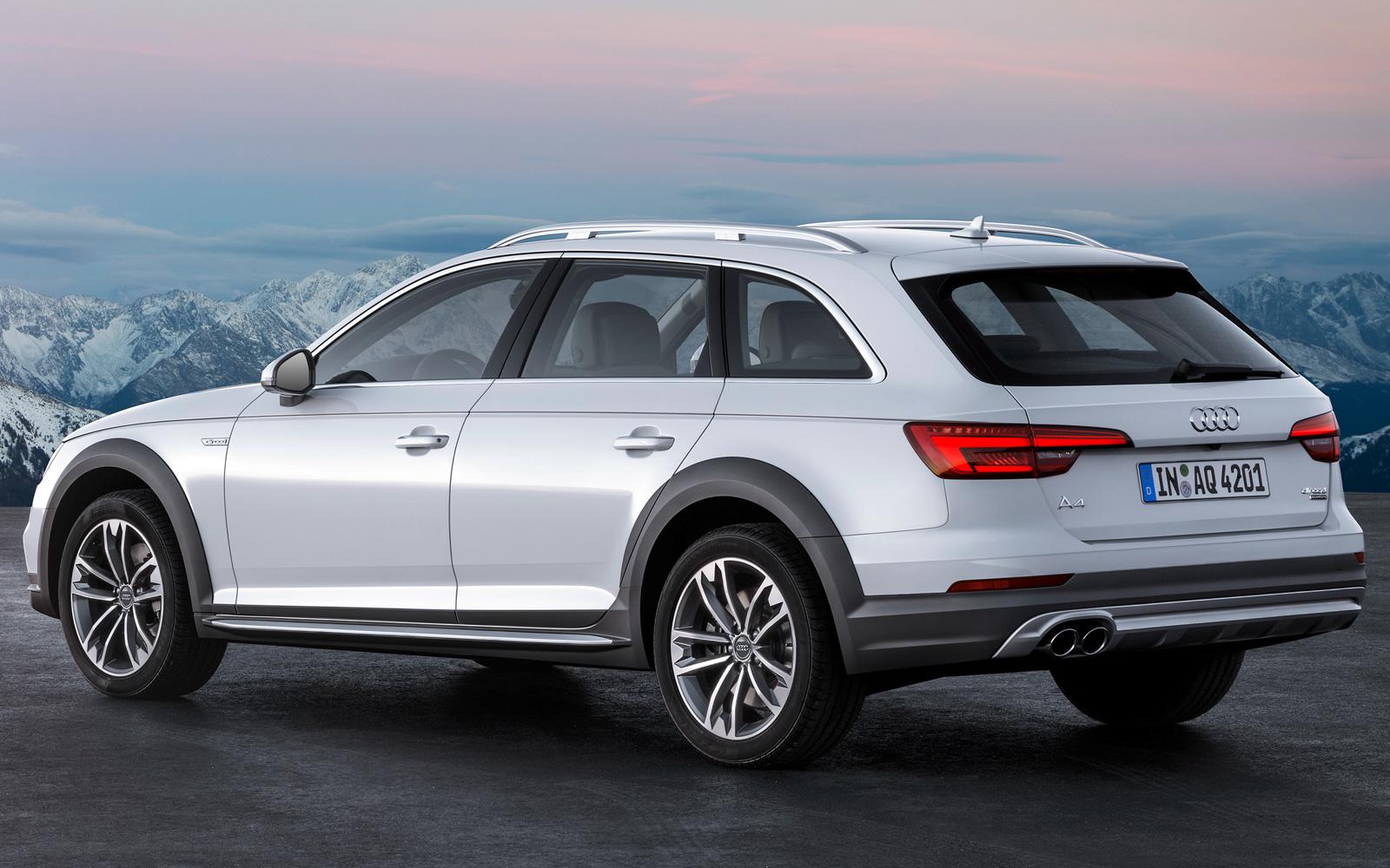 Audi A4 Allroad Quattro 2018 2019 цена и характеристики