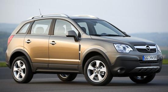 Opel Antara (2006-2010) на IronHorse.ru ©