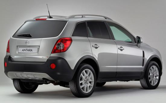 Opel Antara VAN