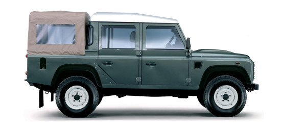 Defender 110 Pickup Double Cab