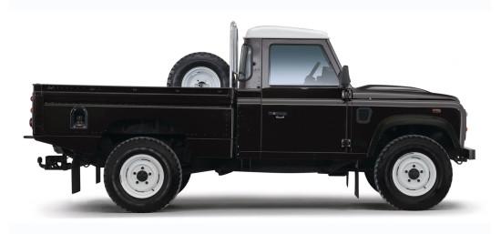 Defender 110 Pickup High Capacity
