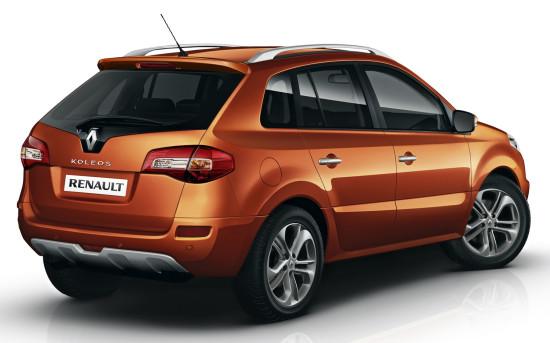 Renault Koleos 2011-2013