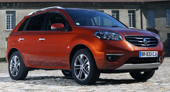 Renault Koleos (2011-2013) на IronHorse.ru ©