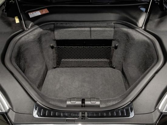 багажник Tesla Model S (передний)