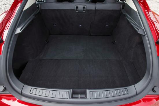 багажник Tesla Model S (задний)