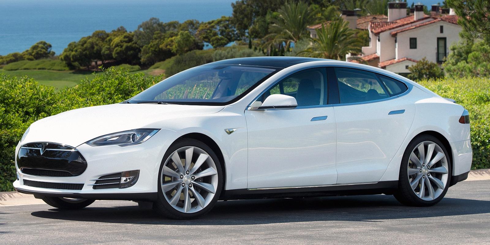тесла автомобиль цена 2014