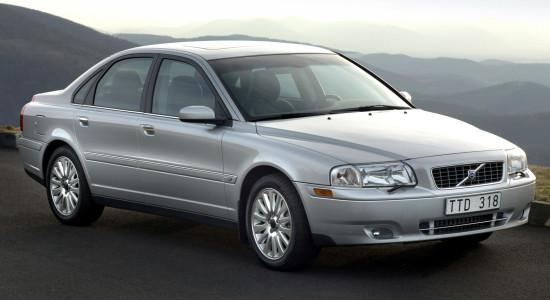 Volvo S80 (1998-2006) на IronHorse.ru ©