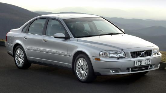 Volvo S80 2003-2006