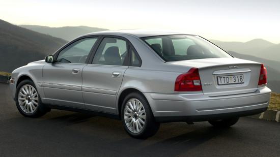 Вольво S80 2003-2006