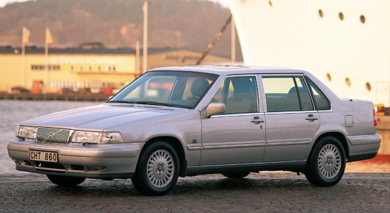 Volvo S90 (1997-1998) на IronHorse.ru ©