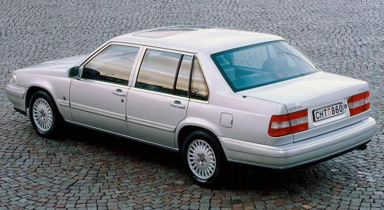 Volvo S90 1997-1998 годов