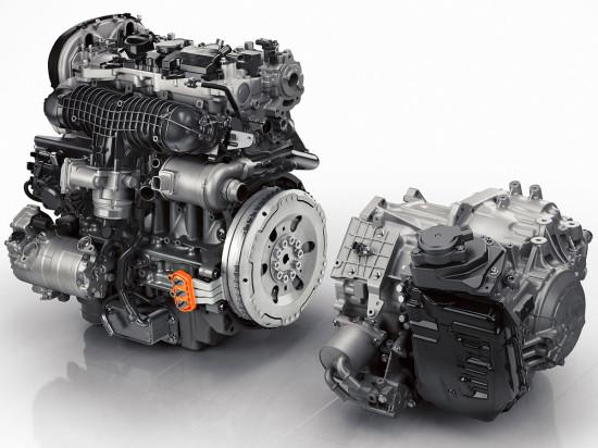 силовой агрегат Volvo T8