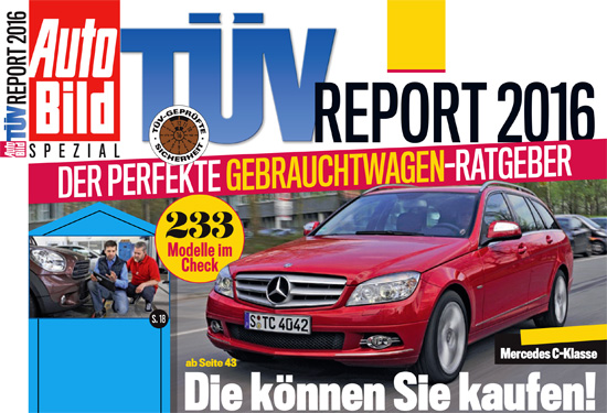 TUV Report 2016