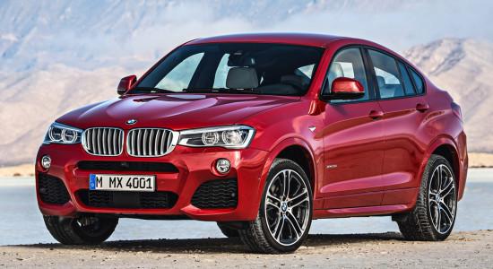 BMW X4 M Sport (2014-2018) на IronHorse.ru ©
