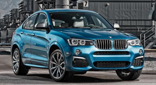 BMW X4 M40i на IronHorse.ru ©