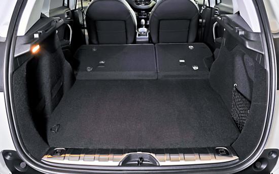 багажник Peugeot New 2008