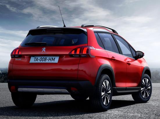 Peugeot 2008 (2017-2018)