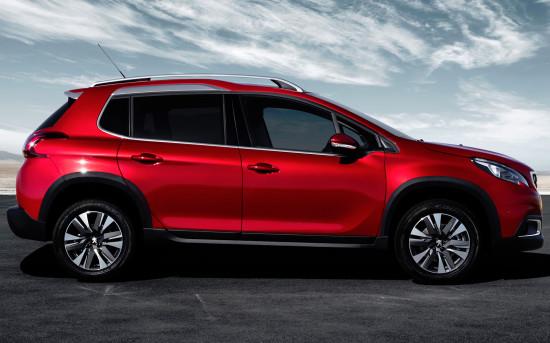 Peugeot New 2008