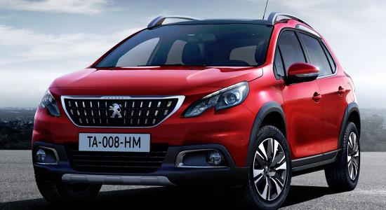Peugeot 2008 (2018-2019) на IronHorse.ru ©