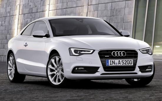 Audi A5 Coupe 2011-2016 8T3