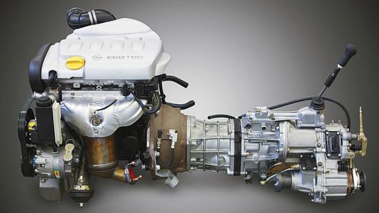 двигатель Opel Z18XE с коробкой и раздаткой Aisin для Niva FAM-1 GLX