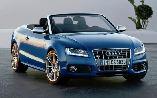 Audi S5 Cabriolet 2009-2011