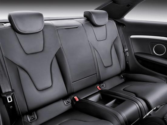 задний диван купе Ауди S5 1го поколения