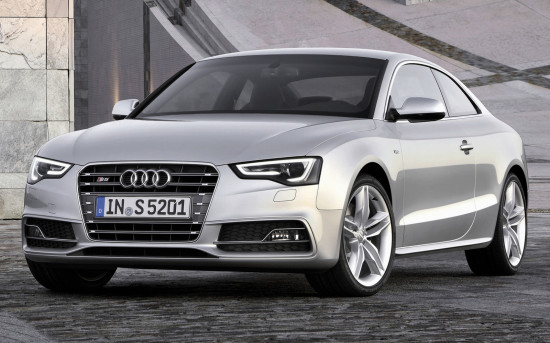 Audi S5 Coupe 2011-2016