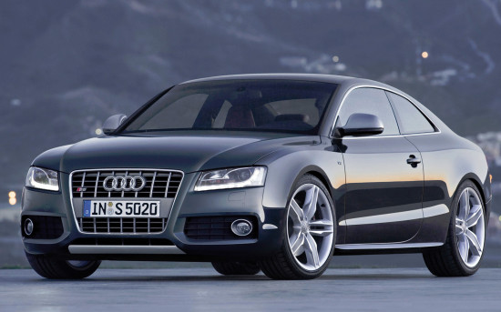 Audi S5 Coupe 2007-2011