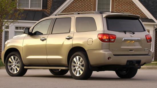 Toyota Sequoia 2